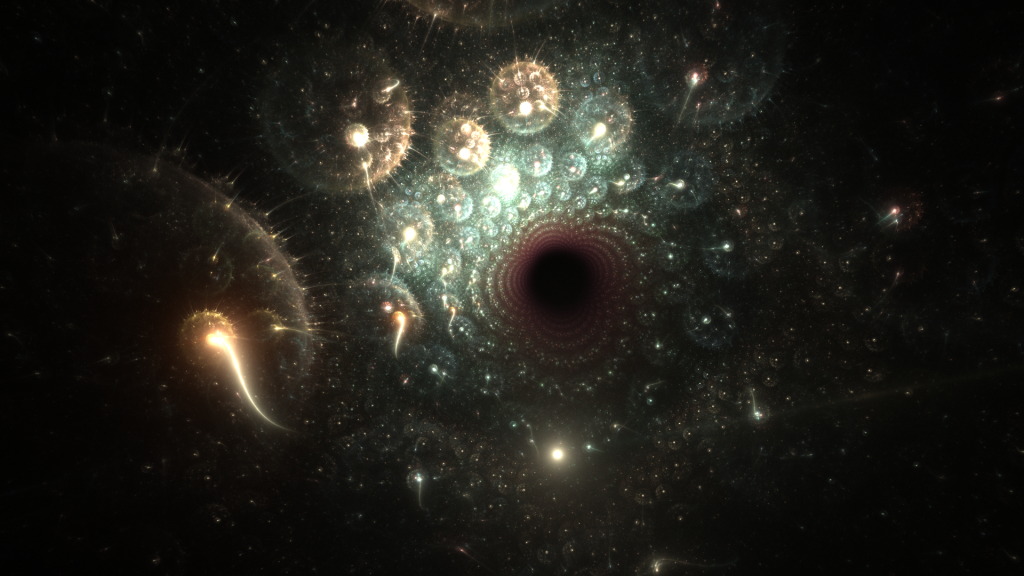 The Multiverse (NB: not actually the multiverse).