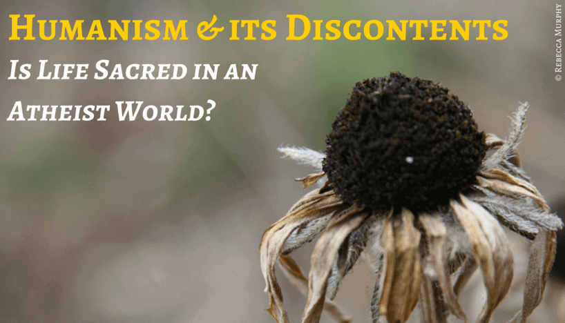 Is Life Sacred in an Atheist World?