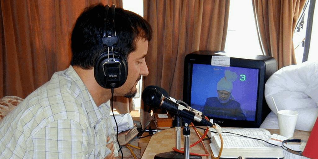 A Frenchman's Journey into Islam Ahmadiyya