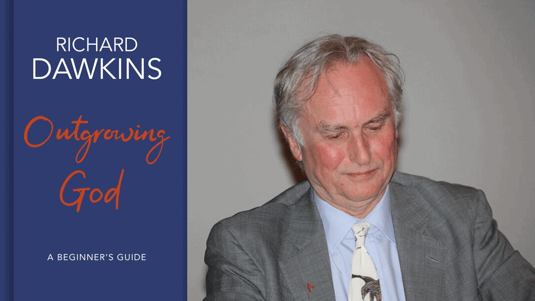 Image result for richard dawkins outgrowing God